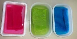 χρωματιστό ρύζι